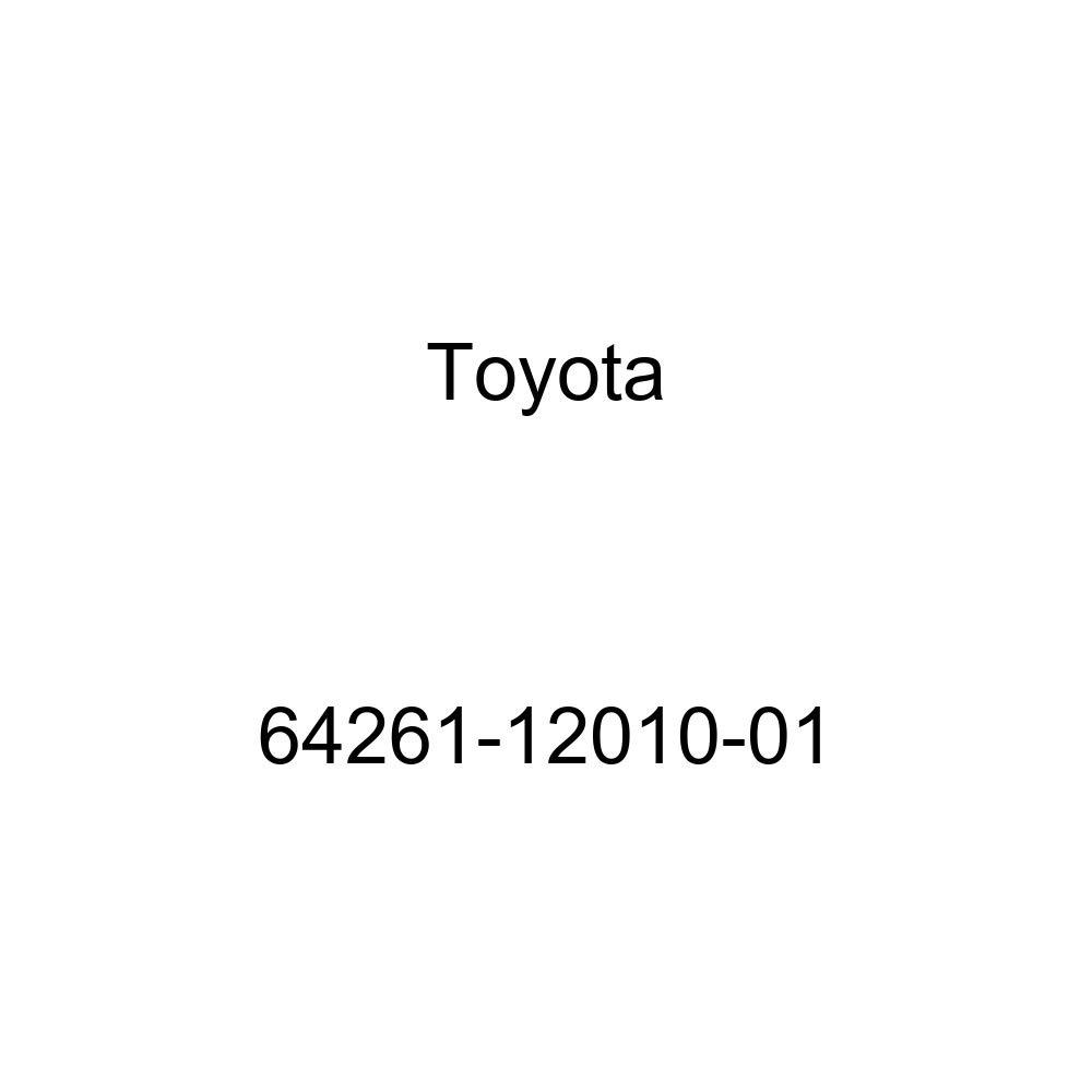 TOYOTA 64261-12010-01 Room Partition Garnish