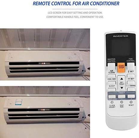 r/égulateur de climatisation moniteur de climatisation blanc T/él/écommande de rechange pour climatiseur Fujitsu Air conditionn/é