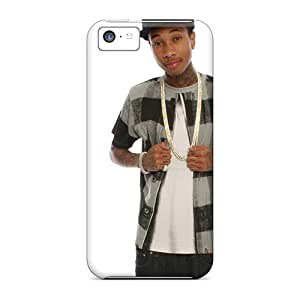 ColtonMorrill Iphone 5c Shock Absorbent Hard Cell-phone Cases Support Personal Customs Vivid Tyga Pattern [ktB7510ench]