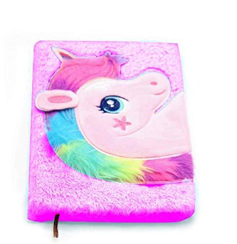 2-OYSS Beautiful Unicorn Notebook Diary for Kids/Girls/Boys (Dark Pink) 1 Piece (B07PMBK6VF) Amazon Price History, Amazon Price Tracker