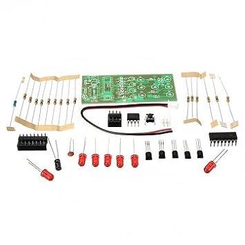 Hohe Qualität DIY elektronische Würfel Suite: Amazon.de: Elektronik