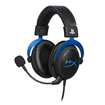 HyperX HX-HSCLS-BL/EM - Auriculares para Juegos, Color Azul