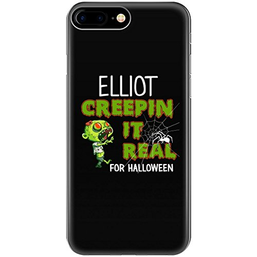 Elliot Creepin It Real Funny Halloween Costume Gift - Phone Case Fits Iphone 6 6s 7 8 -