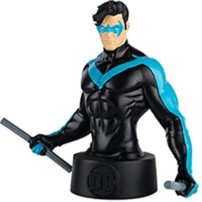 Eaglemoss DC Batman Universe #7: Nightwing Collector\'s Bust: Toys & Games [5Bkhe0701456]
