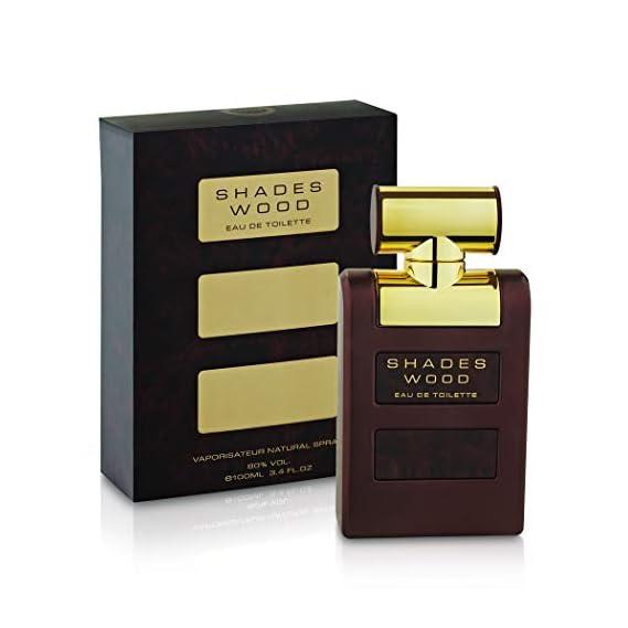 Armaf Shades Wood Perfume For Men EDT, 100ml
