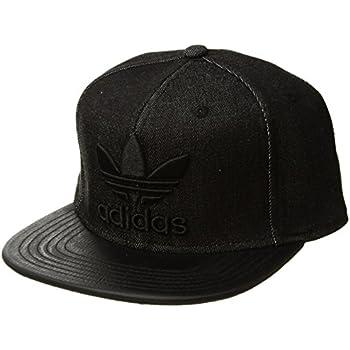 90360a0b49c0b adidas Men s Originals Trefoil Plus Precurve Structured Cap