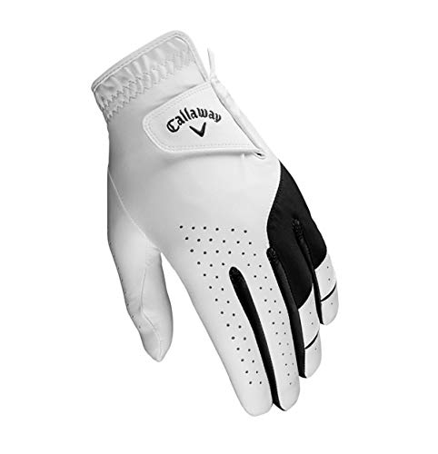 Odyssey White Hot RX Mallet Putter Headcover Black Blue Head Cover Golf Magnetic Clasp