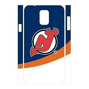 Fancy Personalized Hockey Team Logo Hard Plastic Phone Shell for Samsung Galaxy S5 I9600 Case