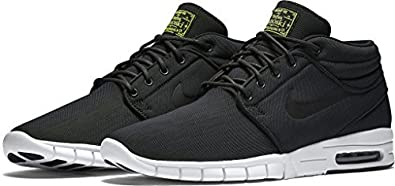 c563740893 Image Unavailable. Image not available for. Colour: Nike SB Stefan Janoski  max mid Mens Trainers 807507 Sneakers Shoes