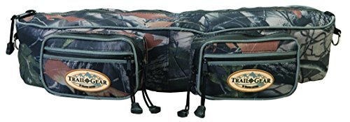 Weaver Leather Trail Gear Cantle Bag, Camo by Weaver Leather