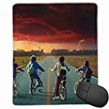 MC-BAO Gaming Mouse Pad - Str-an-ger Thi-ngs Personality Mouse Pads with Design - Non Slip Rubber Mouse Mat