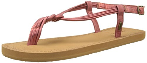 O'Neill Fw Braided Ditsy - Tira de tobillo Mujer Pink (Sea Pink)