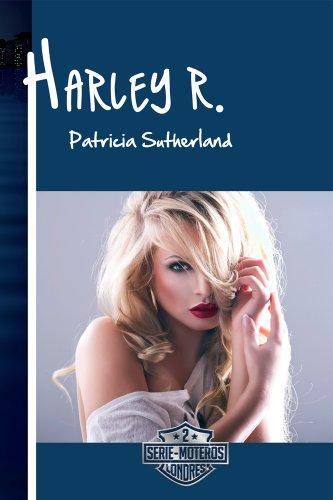 Portada del libro Harley R. de Patricia Sutherland