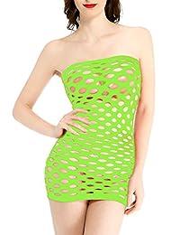 FasiCat Lingerie Women Girls Mini Dress BabyDoll Nightgowns Sex Hot
