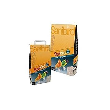 Sanibird SANI5 - Arena para aves, bolsa 5 litros: Amazon.es ...