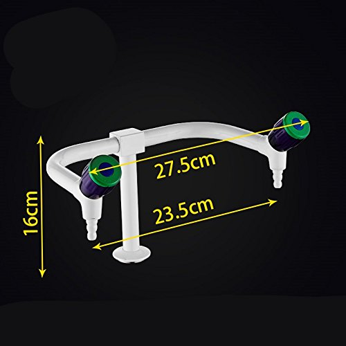 Cs - 8089 JWLT All copper double laboratory two joint faucet laboratory water tap laboratory faucet,cs - 8098