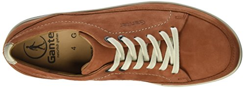 Ganter Gill - Scarpe Stringate Donna Marrone (Whisky)