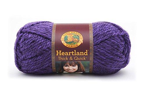 Lion Brand Yarn 137 147 Heartland