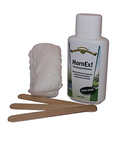 HornEx! Hornhautentferner extra stark - 250 ml