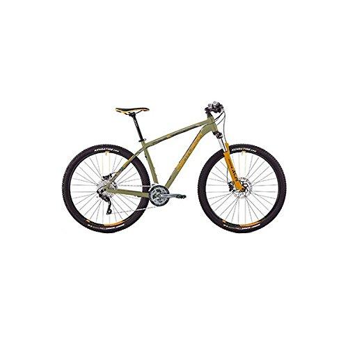 センチュリオン(CENTURION) マウンテンバイク BACKFIRE PRO 200.27 38 M.オリーブ 18 43cm B07DL1SLNH