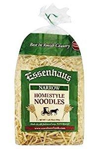 Essenhaus Narrow Amish Homestyle Noodles 16 oz.