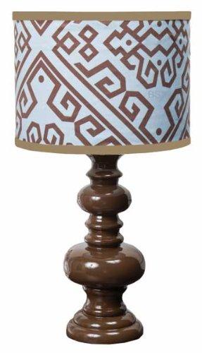 Corlu Lamp Base and Shade