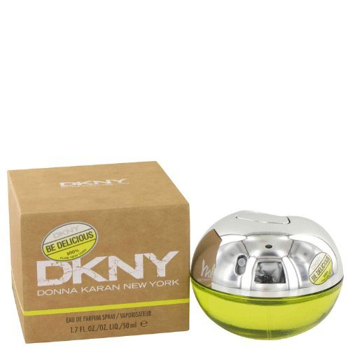 New DKNY BE DELICIOUS EAU DE PARFUM SPRAY 1.7 OZ For Women Genuine Brand Professional Makeup (Delicious Night Perfume)