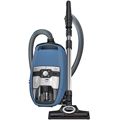 Miele Blizzard CX1 Turbo Team Bagless Canister Vacuum Cleaner
