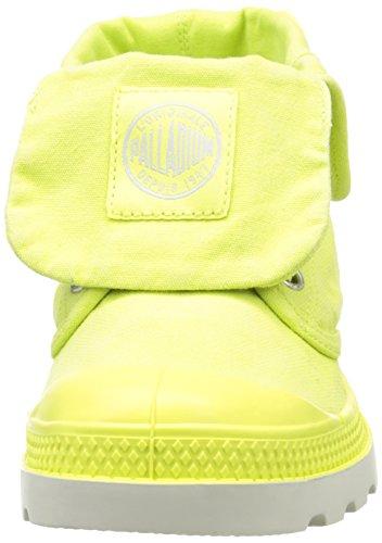 Palladium Baggy Low Lp F - Zapatillas de deporte Mujer Verde - Vert (B86 Sulphur Spring/Silver Bir)