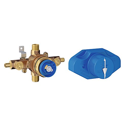 (Grohe 35065001 - Grohsafe Universal Pressure Balance Rough-In Valve)