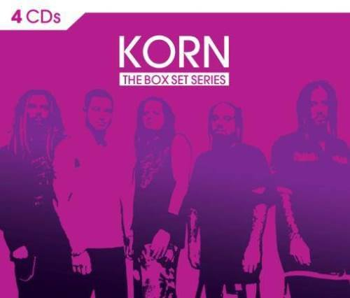 CD : Korn - Collected (CD)