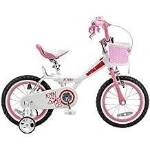 Royalbaby Jenny & Bunny Girl's Bike, 12-14-16-18 inch wheels, three colors available