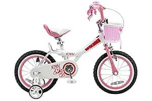 Amazon Com Royalbaby Jenny Princess Pink Girl S Bike