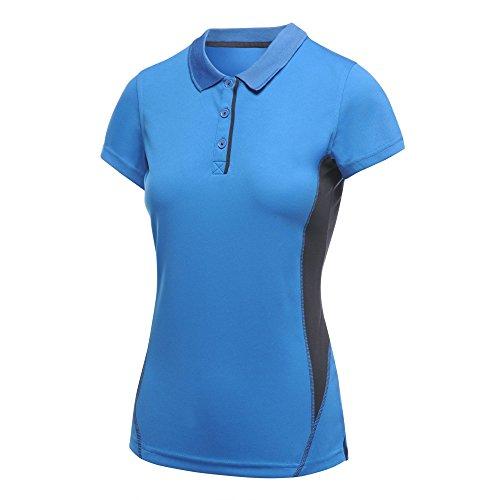 Regatta Women's Salt Lake, Polo para Mujer Blue (Oxford Blue)