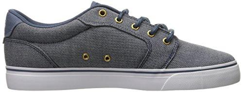 Dc Heren Aambeeld Tx Se Sneaker Vintage Indigo