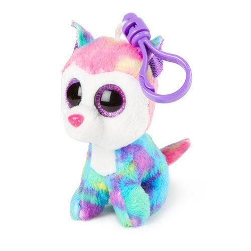 Ty Beanie Boos Izabella - Husky Clip (Claire's Exclusive) by Ty (Ty Boo Beanie Izabella)