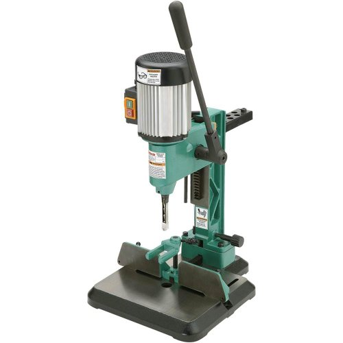 Grizzly G0645 Bench-Top Mortising Machine, 0.50-HP