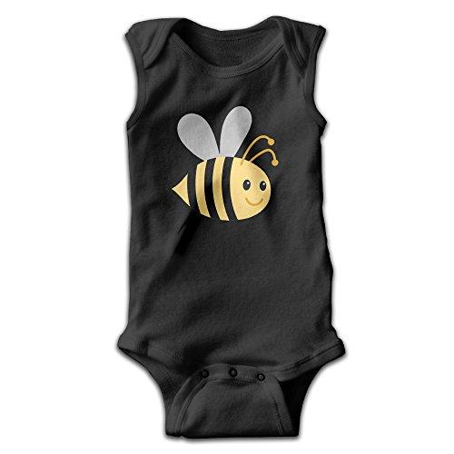 Price comparison product image Bee Sleeveless Uni-Sex Baby Onesies