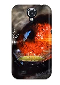 Premium Attractive Eye Of The Tiger Heavy-duty Protection Case For Galaxy S4 by lolosakes