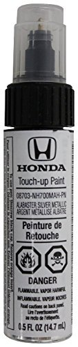 Genuine Honda (08703-NH674PAH-PN) Touch-Up Paint, Cosmic Gray Pearl, Color Code: NH674P by Honda