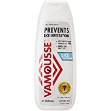 Vamousse Lice Prevention Daily Shampoo Application 8 oz by Vamousse