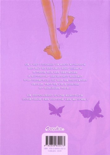 Walkin' Butterfly, Tome 4 (French Edition)