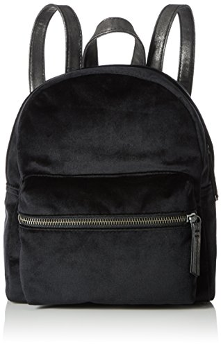 s.Oliver (Bags) 39.710.94.8006 - Borse a zainetto Donna, Schwarz (Black/schwarz), 8x26x21.5 cm (B x H T)