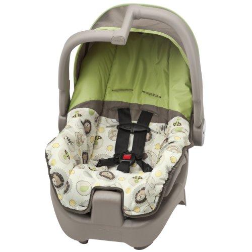 Amazon Evenflo Discovery 5 Zoo Crew Infant Car Seat
