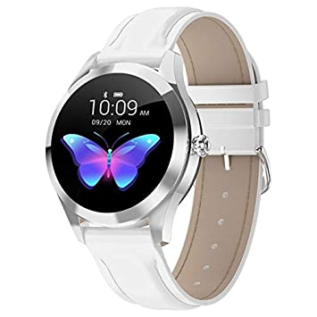SMSTG Smart Watch Women Kw10 Heart Rate Bluetooth Smart Watch Ip69 ...
