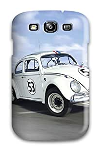 Fashionable Style Case Cover Skin For Galaxy S3- Volkswagen Beetle 27