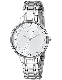 Skagen Women's Anita SKW2320 Silver Stainless-Steel Quartz Watch