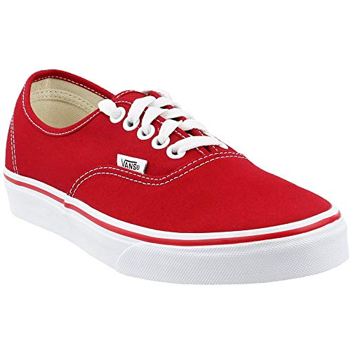 vans red shoes - 2