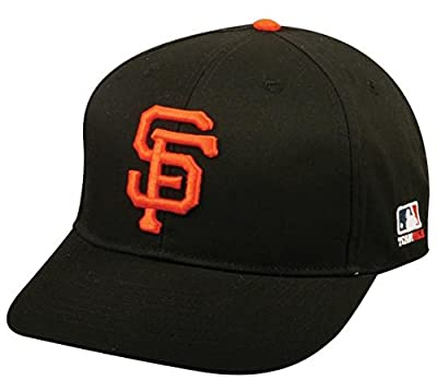 MLB Replica Adult Baseball Cap Various Team Trucker Hat Adjustable MLB Licensed , San Francisco Giants - Home from OC Sports