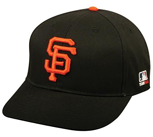 MLB Replica Adult Baseball Cap Various Team Trucker Hat Adjustable MLB Licensed , San Francisco Giants - Home by Outdoor Cap